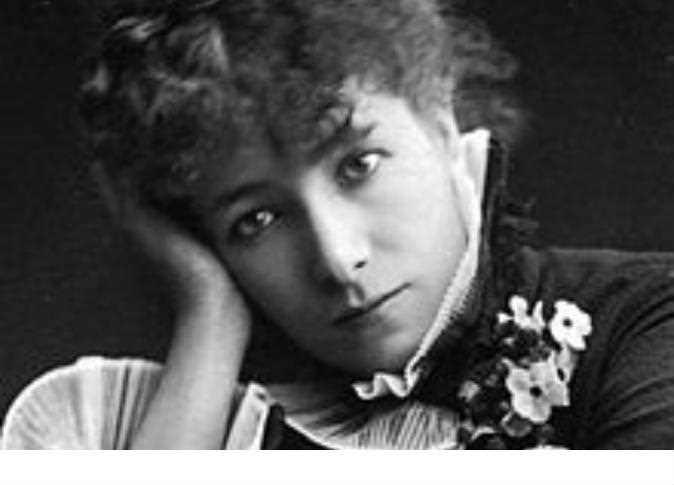 في مثل هذا اليوم.. وفاة رائدة المسرح الفرنسى سارة برنار 26 من مارس 1923