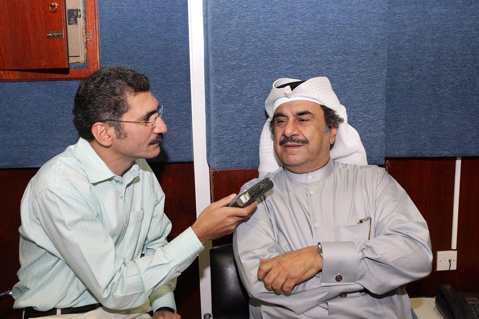 شريف صالح يكتب:  عبد الحسين عبد الرضا.. تاريخ الضحك والدموع
