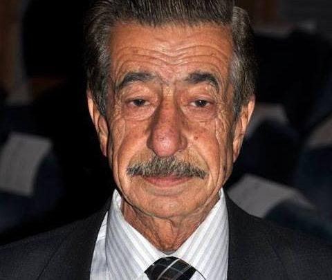 الكاتب السوري الكبير عبد الفتاح قلعة جي